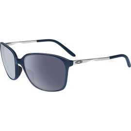 Oakley Game Changer Navy Chrome lentilles gray