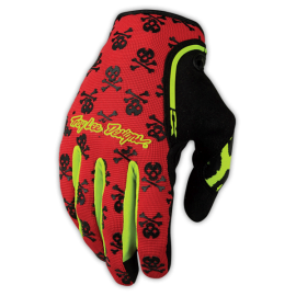 Gants Troy lee designs XC Anarchy rouge