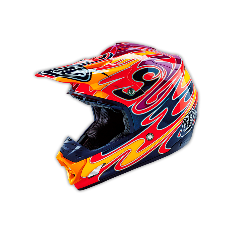 Casque Cross Troy Lee Designs Pas Cher Casque Cross Tld Se3 Pas Cher