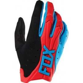Gants Fox Flexair Race bleu