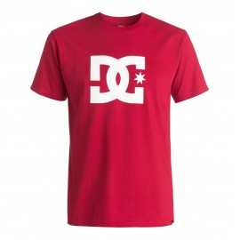 Tee-shirt DC Shoes Star Red