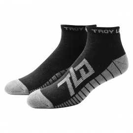 Troy lee designs chaussettes basses factory noir