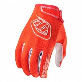 Gants Troy lee designs Air orange fluo