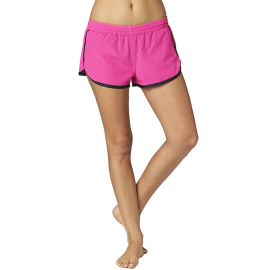 Short fox femme splice rose