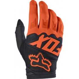 Gants Fox Enfant Dirtpaw orange fluo