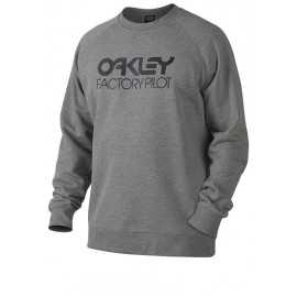 Pull oakley factory pilot crew athletic gris