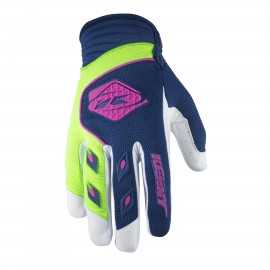 Gants cross kenny track navy lime