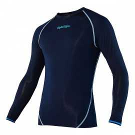 maillot troy lee designs ace baselayer manches longues noir