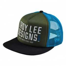 Casquette Troy lee designs Step up military