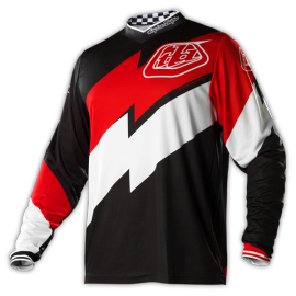 Maillot troy lee designs gp air astro noir