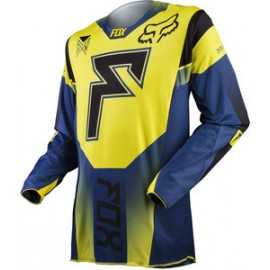 Fox maillot 360 franchise jaune