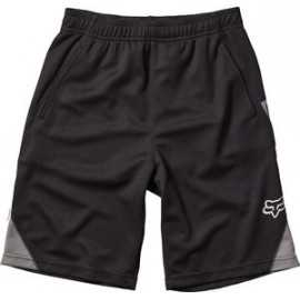 short fox enfant kroh noir