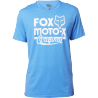 Tee-shirt Fox Scripted bleu