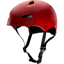 Casque bol Fox Flight Sport rouge