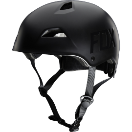 Casque bol Fox Flight Hardshell noir mat