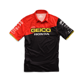 Polo 100% team Geico Honda noir