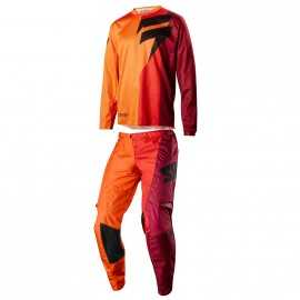 Tenue Shift Whit3 Tarmac orange