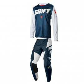 Tenue Shift Whit3 Ninety Seven bleu