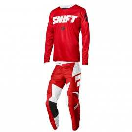 Tenue Shift Whit3 Ninety Seven rouge