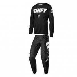 Tenue Shift Whit3 Ninety Seven noir