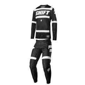 Tenue Shift 3lack Strike noir blanc 2018