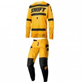 Tenue Shift 3lack Strike jaune 2018