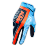 Gants troy lee designs air team ktm navy cyan 2018
