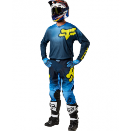 Tenue fox 360 Viza bleu