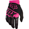 Gants fox dirtpaw race noir rose 2018