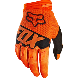 Gants Fox Enfant Dirtpaw Race orange