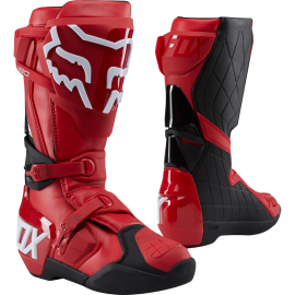 Bottes cross Fox 180 rouge