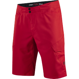 Short fox ranger cargo bright red 2017