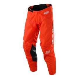 Pantalon Troy lee designs enfant GP Mono orange fluo