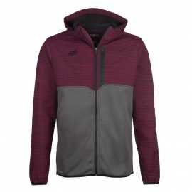 Veste Fox Thermabond charcoal