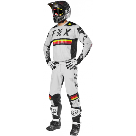 Tenue Fox Flexair édition limitée Rodka light grey