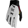 Gants fox flexair édition limitée rodka light grey 2018