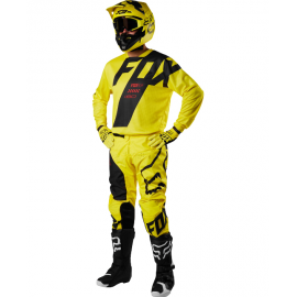 Tenue Fox enfant 180 Mastar jaune