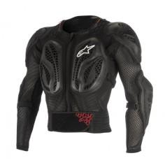 Gilet de protection Alpinestars Enfant Bionic Action noir rouge