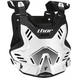 Pare pierre Thor Sentinel GP white black