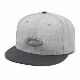 Casquette Oakley O-Justable Metal gris