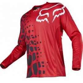 Maillot Fox 360 Grav rouge