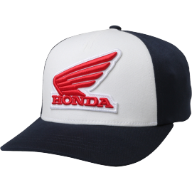 Casquette Fox Honda flexfit midnight
