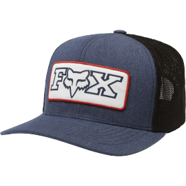 Casquette Fox Honorarium 110 snapback heather midnight