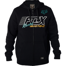 Sweat Fox Flection zippé noir