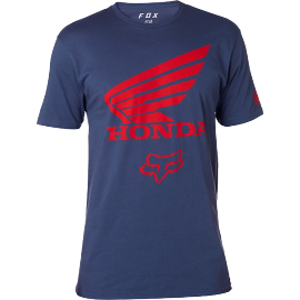 Tee-shirt Fox Honda Premium light indigo
