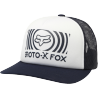 Casquette Fox Good Timer white