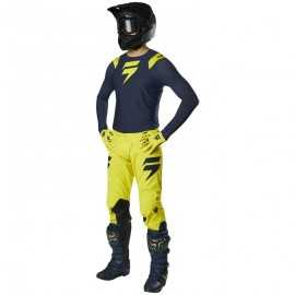 Tenue Shift Edition Limitée 3lue Risen 2.0 navy yellow