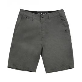 Short Fox enfant Essex Tech gris 2018