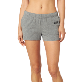 Short Fox femme Onlookr fleece gris