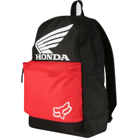 Sac à dos Fox Honda Kick Stand Backpack noir 2018